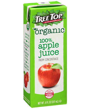 Organic Apple Juice, 237mLea43348a-1b5e-4c4d-be3f-6ce92ec2620b