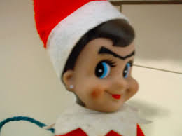 Elf on the shelf evil